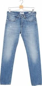 Niebieskie jeansy Mauro Grifoni