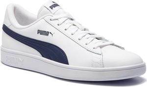 Sneakersy PUMA - Smash V2 L 365215 02 Puma White/Peacoat