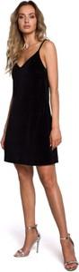 Sukienka MOE z dzianiny mini