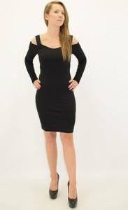 Sukienka Guess mini z długim rękawem