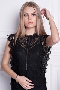 Czarna bluzka Ella Boutique