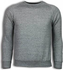 Sweter ENOS z okrągłym dekoltem