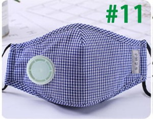 Happymall Maska PM2.5 N95 #11 1 zawór