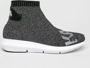 Czarne buty sportowe Karl Lagerfeld