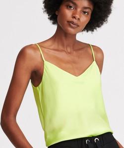 Zielony top Reserved w stylu casual