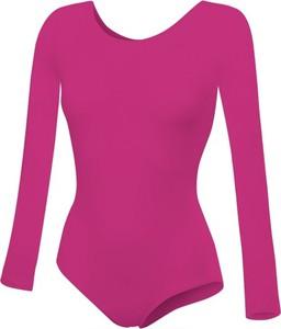 Różowa bluzka dziecięca Rennwear z tkaniny