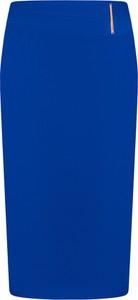 Niebieska spódnica Tomasz Sar