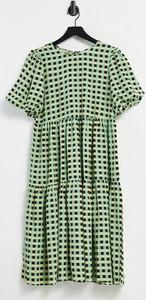 Sukienka Glamorous midi w stylu casual