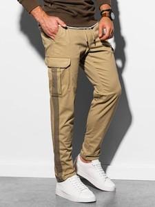 Spodnie Ombre w młodzieżowym stylu