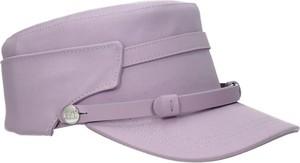 Fioletowa czapka MaxMara