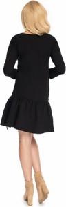 Sukienka Peekaboo mini z bawełny