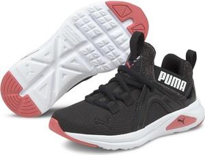 Czarne buty sportowe dziecięce Puma