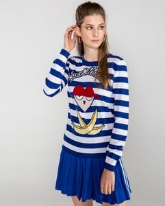 Sweter Love Moschino w stylu casual