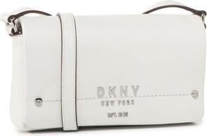 Torebka DKNY średnia na ramię matowa