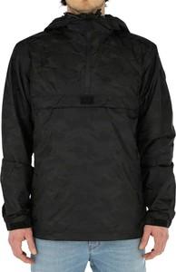 Czarna kurtka Reell w stylu casual