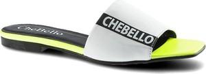 Klapki CheBello ze skóry