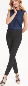 Czarne spodnie Top Secret w stylu klasycznym