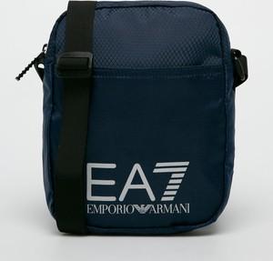 Granatowa torba EA7 Emporio Armani