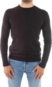 Sweter Alessandro Dell'Acqua z dzianiny