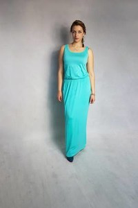 Sukienka Meleksima bez rękawów