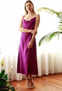 Sukienka Trendyol maxi na ramiączkach