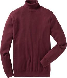 Sweter bonprix bpc selection z dzianiny
