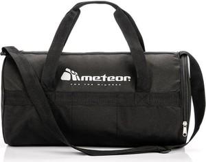 Czarna torba sportowa Meteor