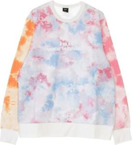 Bluza HUF z bawełny w młodzieżowym stylu z nadrukiem