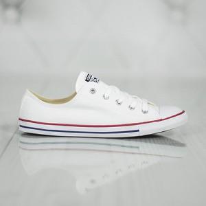 024285def7428 converse białe skórzane - stylowo i modnie z Allani