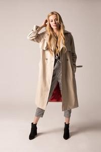Płaszcz Holystic w stylu casual