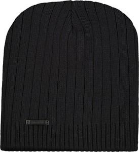 Czarna czapka Lavard