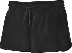 Czarne szorty Adidas Originals