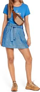 Niebieska spódnica Scotch & Soda