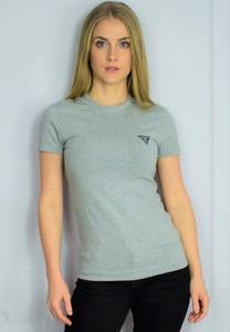 T-shirt Guess z krótkim rękawem w stylu casual z bawełny