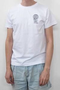 Bluzka Mszz z żakardu w stylu casual