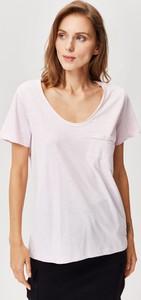 T-shirt FEMESTAGE Eva Minge z krótkim rękawem
