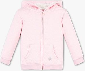 Różowa bluza dziecięca Palomino