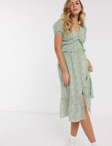 Zielona sukienka Influence