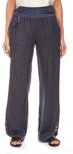 Spodnie Maison Du Lin w stylu casual z lnu