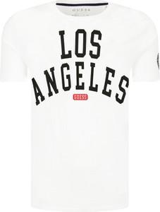6f0182f9e1e9f T-shirty męskie z napisami Guess
