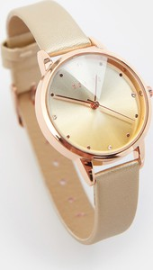 Mohito - Zegarek na cienkim pasku - Złoty