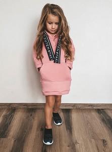 Sukienka Pakuten sportowa z długim rękawem