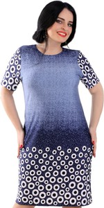 4fd3963ff7 Sukienka Lamar z krótkim rękawem w stylu casual