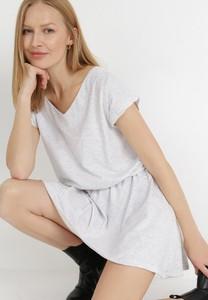 Sukienka born2be w sportowym stylu z bawełny