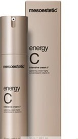 Mesoestetic Energy C Intensywnie rozświetlający krem do twarzy, 50 ml