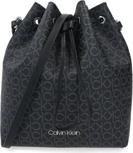 Torebka Calvin Klein na ramię w wakacyjnym stylu średnia