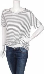 Bluzka AllSaints z okrągłym dekoltem