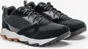 Buty sportowe Columbia sznurowane ze skóry