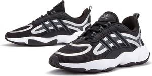 Buty sportowe dziecięce Adidas sznurowane z zamszu