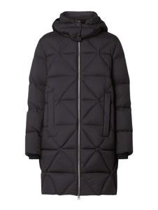 Granatowy płaszcz Colmar w stylu casual